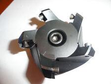 """Stellram 3.106"""" Diameter X 45 Degrees Shell Mill, C7745VSE12-A2.50Z5R, 014916"""