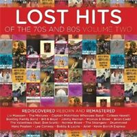 LOST HITS OF THE 70's 80's CD DRUMMOND~KEVIN BORICH~MIXTURES~LEE CONWAY + *NEW*