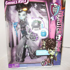 Monster High Doll ~ Ghouls Rule ~ Frankie Stein