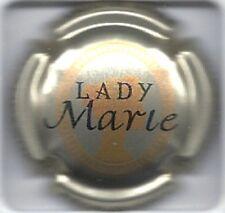 Capsule de Champagne  MAXIMY Régis  Lady Marle N°7 REF ADDITIF