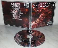 CD TERRORDOME - MACHETE JUSTICE