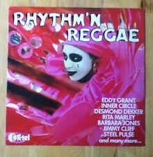 Rhythm 'N Reggae - KTel - NE1115 -EX CON - Dekker/Rita Marley/Jimmy Cliff/UB40