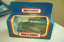 Matchbox MB38 Ford Model a Van Isle of Man TT 1986 86 26 May - 6 June Boxed