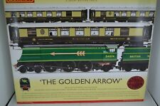 HORNBY THE GOLDEN ARROW TRAIN PACK - R2369