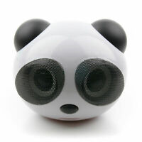 Portable Panda Mini USB Speakers For Alienware M11x