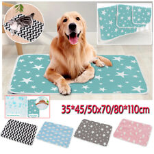 More details for waterproof pet mattress puppy pee pad washable and reusable cotton pad