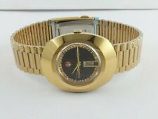 Excellent Condition Rado Diastar Day & Date Automatic Men's Gents Wrist Watch.