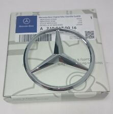 Genuine Mercedes-Benz C218 CLS Rear Boot Trunk Lid Badge Star A2188170016