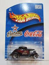 HOT WHEELS 2000 ASTROS COCA COLA 3 - WINDOW '34
