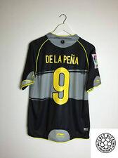 Espanyol DE LA PENA #9 10/11 *BNWT* Away Football Shirt (M) Soccer Jersey