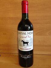 Bouteille de vin - Cheval Noir - Saint Emilion - 1982 - 75cl