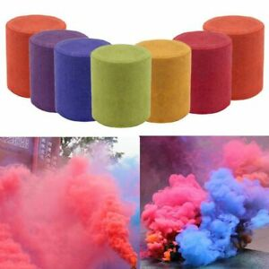 Color Smoke Bombs Magic Effect Colorful Spray Stage Party Photography Fog Props