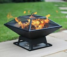 collapsible mobile fire pit for camping or garden Robens KATMAI Fire Pit