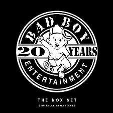 BAD BOY - BAD BOY 20TH ANNIVERSARY BOX SET EDITION  5 CD NEU