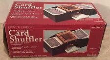 New ListingPremier Edition Automatic Card Shuffler by Cardinal In Original Box 1 Or 2 Decks