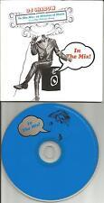DJ SHADOW In the Mix 5 Track 10 MINUTTE Limited SAMPLER MIX PROMO DJ CD Single