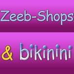 Zeeb-Shops & bikinini
