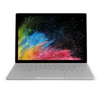 Microsoft Surface Book 2 15  Intel Core i7 16GB RAM 1TB SSD Silver - 8th Gen i7-