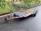 2007 Capital Industries OM6-1E Olympic 12' Tilt Deck S/A Flatbed Trailer bidadoo