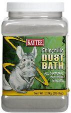 Kaytee Chinchilla Dust 2.5lb (Free Shipping in USA)