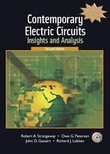 Contemporary Electric Circuits: Insights and Analysis (2nd Ed)) with lab manual