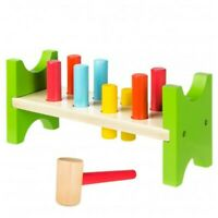 Banco figuras martillo madera play & learn - Colorbaby