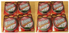 8 Packs - Berkley Trilene XL Low Vis Green Fishing Line, 12 lb Test, 300 Yds