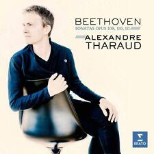 BEETHOVEN ALEXANDRE THARAUD Sonatas Opus 109, 110, 111 CD + DVD NEW/SEALED