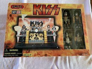 SMITI Playsets KISS Set 003 On Stage MIB!