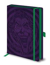 DC COMICS-BATMAN-Il Joker Che RIDI Premium A5 NOTEBOOK