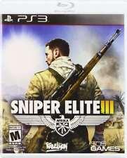 Sniper Elite III PS3 New PlayStation 3, Playstation 3