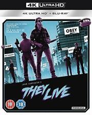 THEY LIVE UHD BD [DVD][Region 2]