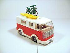 LEGO Custom Modular Building - Volkswagen T1 Camper Van - ONLY PDF INSTRUCTIONS!