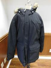 Men's Penfield x JCrew Collaboration Hoosac Hooded Jacket XL black Rain Coat NWT