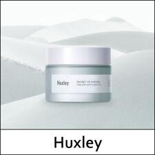 [Huxley] Secret Of Sahara Cream [Anti-Gravity] 50ml / Korea Cosmetic / (Sì…‹)