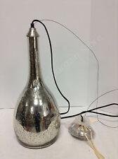 Frontgate Mercury Light Pendant Chandelier Lamp Ceiling Round Modern