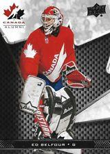 Ed Belfour #84 - 2018 Team Canada Juniors - Base Retired
