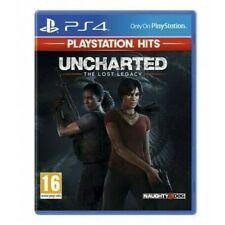 Videojuego Para PS4 Uncharted El Perdido Legacy PLAYSTATION Hits