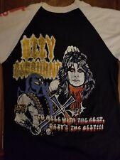 Vintage Ozzy Osbourne Bark At The Moon Jersey Shirt