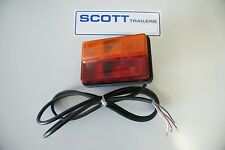 Ifor Williams Rear Combination Lamp Left/Hand. Stop/Tail/Indicator