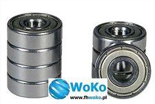 Bearing 608 ZZ 608zz 608Z 608z 608 2ZR 608 2Z dimension 8x22x7 free shipping