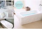 Disposable Bathtub Liner Bag Cover for Travel, Spa, Hotel, Baby Bath (5 + 1 pcs)