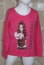 Joli tee_shirt fille rose de marque CHICA  VAMPIRO taille 14 ans (dy)