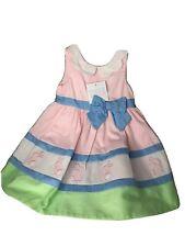 Beautiful Little Girl Ribbon Dress