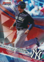Gleyber Torres 2017 Bowman's Best Top Prospects RC #TP-16 New York Yankees