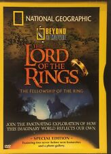 National Geographic - Beyond The Movie: Lord Of The Rings (DVD, 2002)