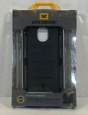 Caterpillar Active Signature Samsung Galaxy S4 Cell Phone Black Rugged Case