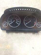 bmw 5 series F10 Dash Clock Instrument Panel