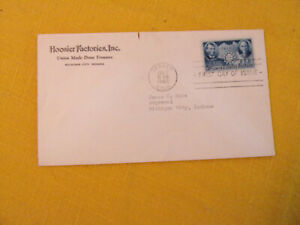 US SCOTT# 906 FDC, LINCOLN-CHINA ISSUE