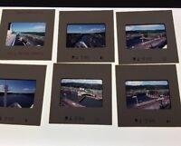 Lot Of 17 Vintage 1970's 35mm Kodachrome Photo Slides Panama Canal